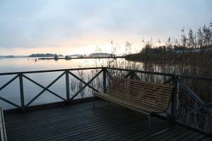 Bryggan vid Svalnäs