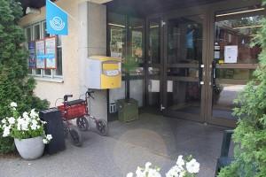 Närköpet på Svalnäs seniorboende