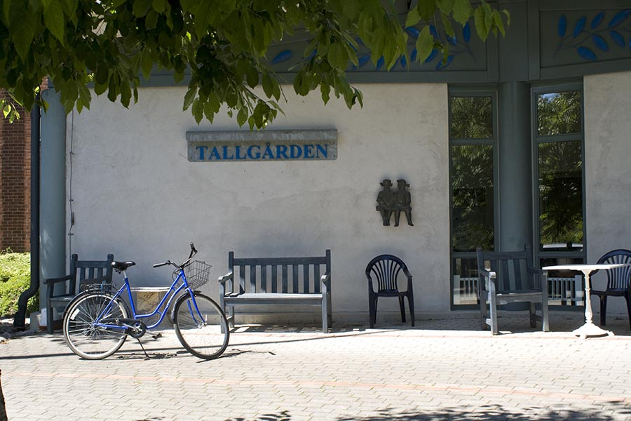 Fasad Tallgården