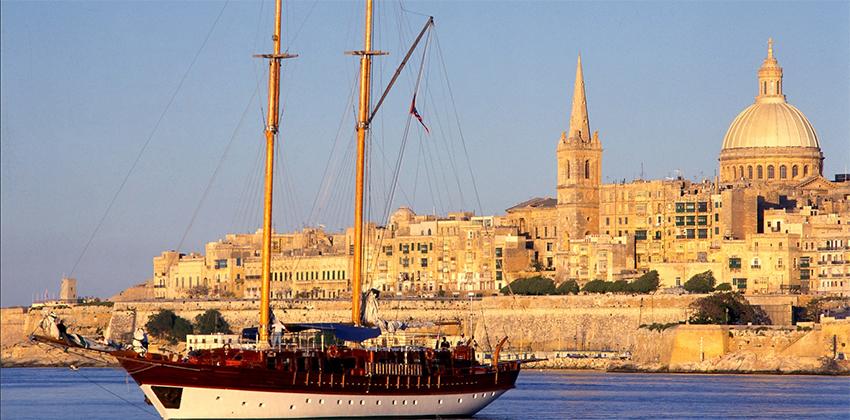 Malta - medlemsresa i höst
