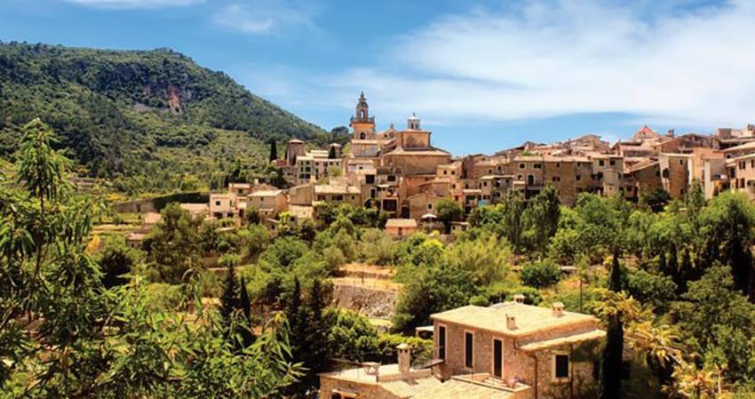 medlemsresa till Mallorca i höst
